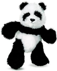 Webkinz Black And White Panda Plush  - 20 inch