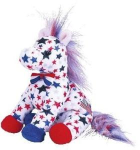 Ty Beanie Babies Lef 2004 The Donkey