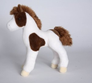 Douglas Cuddle Toys Windy Brown And White Paint Faol 10