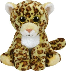 Jungly World Spotty-Leopard Reg  - 6 inch