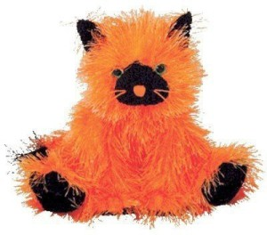 Punkies Ty Spookers Orange Cat (Ty Store Exclusive)
