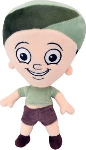 Chhota Bheem Dholu Soft Toy  - 22 cm