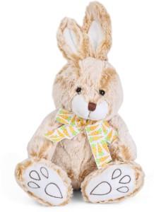 Starwalk Rabbit Plush Beige Colour 23 cm  - 23 cm