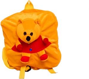 Vpra Mart Yellow Soft School Bag
