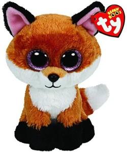 Ty Beanie Boos Slick The Brown Fox Plush  - 20 inch