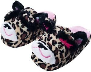 Silly Slippeez Leopard Plushsmall