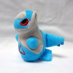 Pokemon 7Inch Legendary Latios Plush