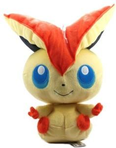 Banpresto Pokemon Black And White Best Wishes Super Dx Chub Plush