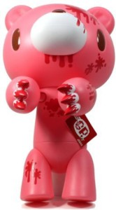 Taito Boldly Shaped Design Chax Gp 16Inch Pink Gloomy Bear