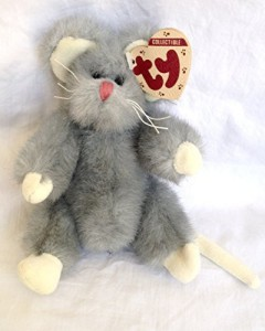 Ty Attic Treasure Squeaky The Mouse