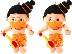 Cally Soft Toy Hanuman Ji  - 40 cm