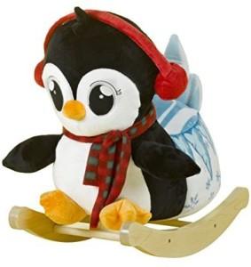 Rockabye Chilly The Penguin Rockerone Size