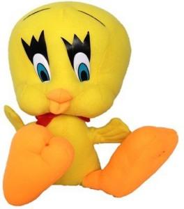 Cuddles Cute Looking Tweety  - 25 cm