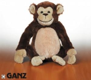 Webkinz chimpanzee