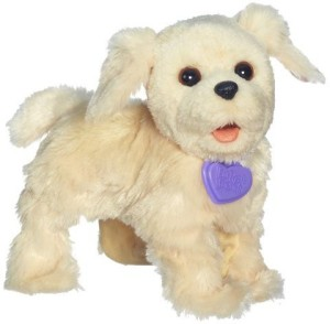 Fur Real Friends Walkin Puppies Biscuit Toy Plush  - 25 inch