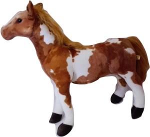 Cuddles Realistic Horse  - 65 cm