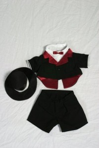 The Bear Mill Tuxedo Outfit Teddy Bear Clothes Fit 14