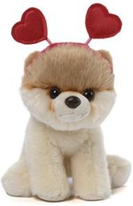 Gund Itty Bitty Boo 028 Hearts Headband Plush5