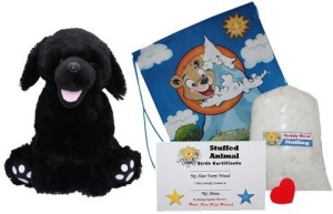 Stuffems Toy Shop Make Your Own Animal