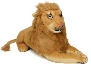 Trimurti Trimurti Beautiful Lion Large Soft Toy  - 43 cm