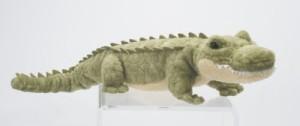 Douglas Cuddle Toys Stream Line Alligator Plush 15