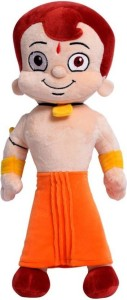 Bubble Hut Chhota Bheem Soft Toy  - 40 cm
