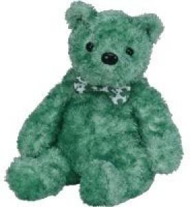 Ty Beanie Ba Lucke The Irish Bear (Internet Exclusive)