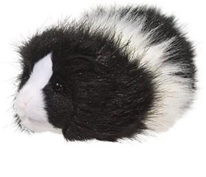 Douglas Cuddle Toys Angora Guinea Pig