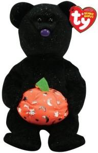 Ty Beanie Babies Haunting Halloween Bear