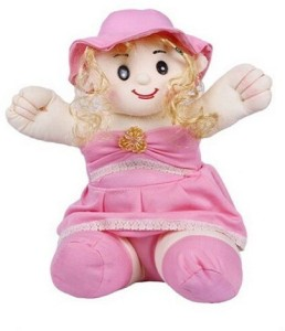 Pari Soft Beauty Girl  - 35 cm
