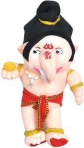 Riya Enterprises Soft Ganesh  - 39 cm