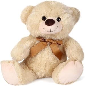 Starwalk Ivory Bear Plush (Sitting)  - 15 inch