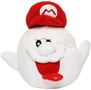 Nintendo Super Mario Brothers Boo Ghost Mario Hat 8