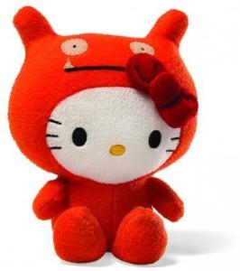 Uglydoll Hello Kitty - Wage 7