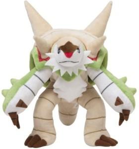 Nintendo Pokemon Center Plush Doll Original Burigaron