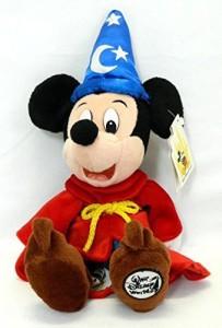 Disney 'S Fantasia Mickey Mouse The Sorcerer Bean Bag 14