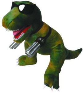 Other Manufacturer Axe Cop Wexter 12 Inch Plush
