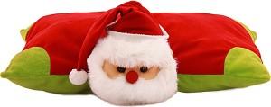 Natkhat Santa Cushion  - 35 cm