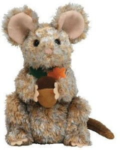 Ty Beanie Babies Oakdale Mouse ( Store Exclusive)