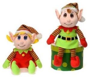 Fiesta Toys Santas Secret Elf Ast