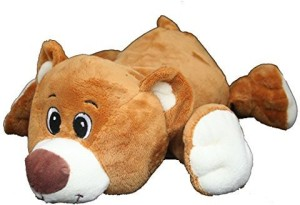 Anico Collectible Plush Laying Downbear13 Inches Tall
