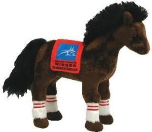 Ty Beanie Ba Street Sense The Horse (2007 Kentucky Der Winner)