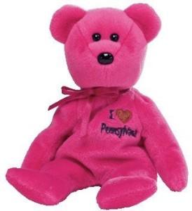 Ty Beanie Ba Pennsylvania The Bear