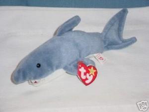 Ty Beanie Ba Crunch The Shark