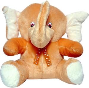 Fabelhaft A G Collection brown elephant  - 45 cm