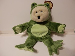 Starbucks 2005 Bearista Frog