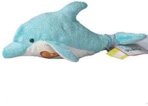 Douglas Cuddle Toys Benny Dolphin  - 20 inch