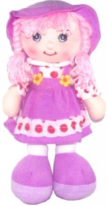 Tickles Cute Smiling Doll  - 36 cm