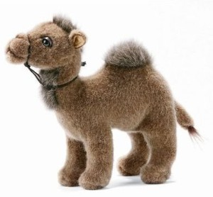 Hansa Young Camel Plush9