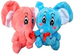 Chinmayi Small Combo Ganesh Soft Toy, Gift Smile To Your Kids  - 20 cm
